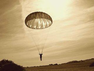 Paracadute - Interpretazione dei sogni