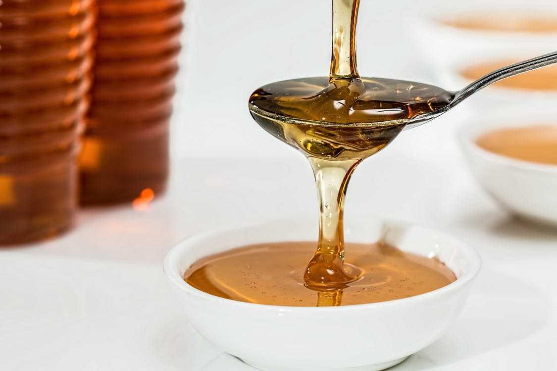 Un cucchiaio di miele