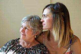 Madre e figlia - Genitori
