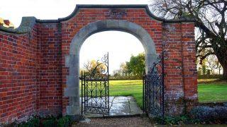 Cancello aperto