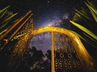Cancello d'oro