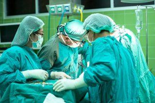 Intervento chirurgico - Sala operatoria