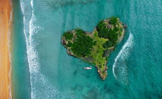 Isola a cuore