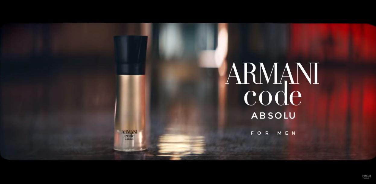 Armani Code Absolu - Musica dello spot