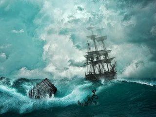 Naufragio, naufragare - Interpretazione dei sogni