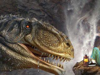 Dinosauro, dinosauri - Interpretazione dei sogni