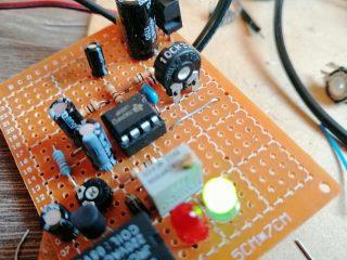 Interruttore Radiocomandato con Sensore di corrente - Vista panoramica
